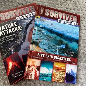 I survived by Lauren Tarshis
